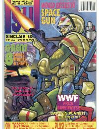 Sinclair User Magazine - 1992/02
