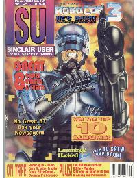 Sinclair User Magazine - 1992/03