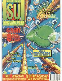 Sinclair User Magazine - 1992/04