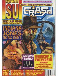 Sinclair User Magazine - 1992/05