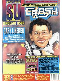 Sinclair User Magazine - 1992/06