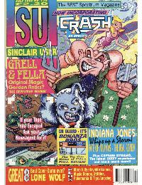 Sinclair User Magazine - 1992/07