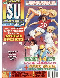Sinclair User Magazine - 1992/08