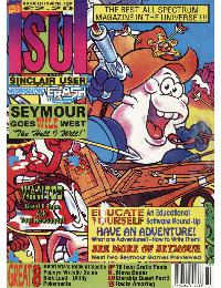 Sinclair User Magazine - 1992/10