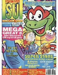 Sinclair User Magazine - 1992/11