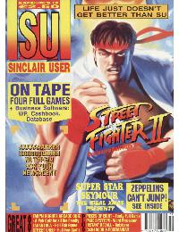 Sinclair User Magazine - 1992/12