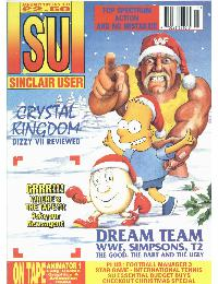 Sinclair User Magazine - 1993/01