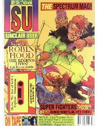 Sinclair User Magazine - 1993/02