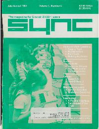 Sync - The magazine for Sinclair ZX80 users - Volume_1_Number_4