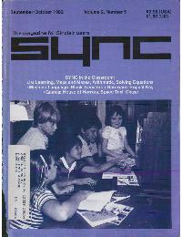Sync - The magazine for Sinclair ZX80 users - Volume_2_Number_5