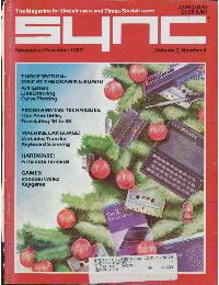 Sync - The magazine for Sinclair ZX80 users - Volume_2_Number_6