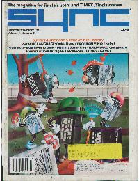 Sync - The magazine for Sinclair ZX80 users - Volume_3_Number_5